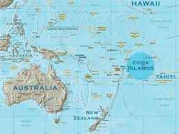 where is cook islands located on the world map twt travel binder cook islands travels with two