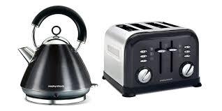 Morphy Richards Toaster White Kettle Salt And Vinegar Jubilee Breakfast With Morphy Richards
