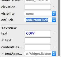 android onclick how to code the behavior for your android app with java dummies