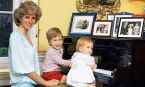 Princess Diana S Grave Princes William And Harry To Attend Re Dedication Service At