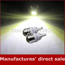 10pcs bright t10 w5w led car bulb clearance lights 12 volt