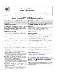 operations associate job description operations associate job