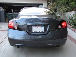 nissan altima coupe plasti dip clear pastidip spray tint results nissan forum nissan forums