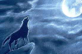 how to draw a howling wolf how to draw night clouds with full