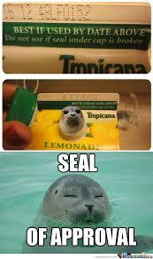 Baby Seal Meme - rmx intact seal by yukitotsukishiro meme center