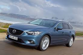 mazda 6 estate review 2012 parkers
