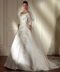 bridal dresses with sleeves or decent wedding dresses with sleeves can be both wedding