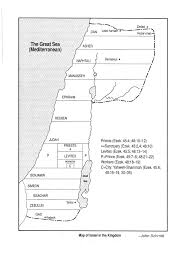 Map Of Canaan Today U0027s Bible Maps For Bible Study