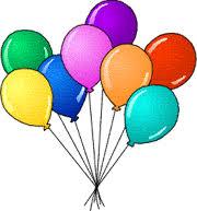 palloncini clipart clip compleanno mr webmaster webgrafica