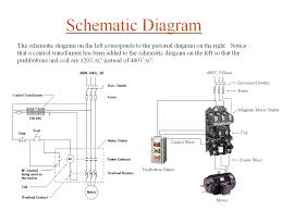 amazing 3 phase motor contactor wiring diagram pictures in starter