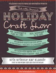 27th annual holiday craft show presented by williamson county