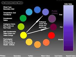 color theory the elements of art color