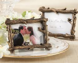 picture frame wedding favors fall wedding favors
