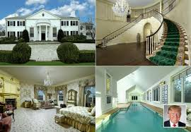 donald trump u0027s former estate available for 54 million abc news