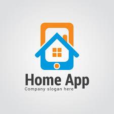 Home Design Logo Free House App Logo Vector Free Download