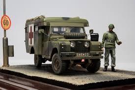 land rover italeri land rover ambulance u2013 joaquín garcía gazquez u2013 a modelling view