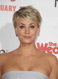 penny with short hair kaley cuoco short hair pixie cut short bangs short hair how to