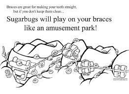 15 best kids dental health images on pinterest coloring pages