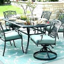 Kirklands Bistro Table Patio Dining Tables Patio Tables The Home Depot For Outdoor