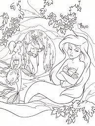 disney princess ariel coloring pages getcoloringpages com