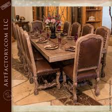 Custom Made Dining Room Furniture Custom Made Dining Table And Chairs