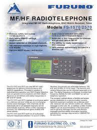 x furuno fs 1570 150 watt mf hf ssb technical manuals