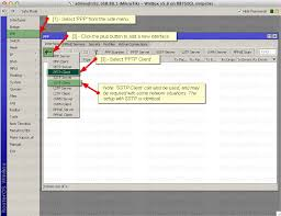 cara membuat vpn ip di mikrotik cara membuat vpn client pada mikrotik cv global media data