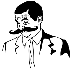 Meme Moustache - mr bean moustache if you know what i mean moustache r flickr