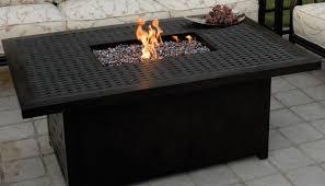 Firepit Tables Cast Aluminum Pit Gewoon Schoon