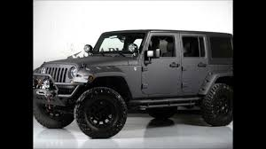 starwood motors jeep full metal jacket lifted 2013 jeep wrangler unlimited kevlar exterior youtube
