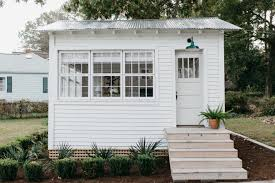 outbuilding of the week a tiny railroad shed transformed into a