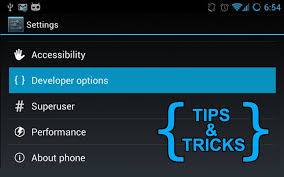 android developer options few tips and tricks of android developer option geekboots story