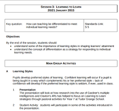 nobody believes in learning styles any more do they scenes