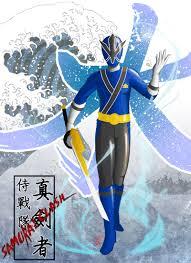 samurai blue newkid deviantart