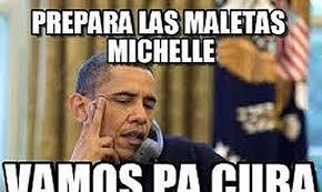 Memes De Obama - visita de obama a cuba inunda las redes sociales con memes y