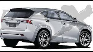 all new lexus nx compact new 2014 lexus nx compact crossover youtube