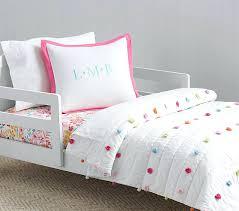 Bright Duvet Cover Grey Pom Pom Quilt Cover Quilt Pom Pom Quilt Bedding Pom Pom Linen