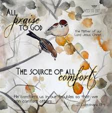 The God Of All Comfort Hannah Whitall Smith Thegodofallcomfort Look At The Birds Pinterest Scriptures