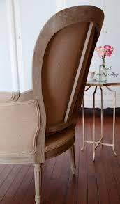 a new french chair french country cottage