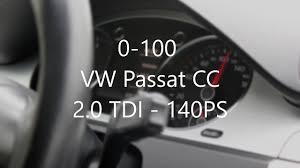 0 100 volkswagen passat cc 2 0 tdi 140ps 2008 youtube