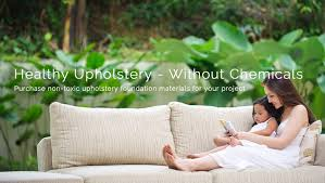Eco Friendly Upholstery Naturalupholstery Com Healthy Upholstery Without Chemicals
