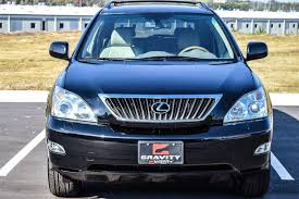 2008 used lexus rx 350 2008 lexus rx 350 stock 073738 for sale near marietta ga ga