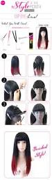 Can You Get Hair Extensions For Bangs by 25 Best Glue In Hair Extensions Ideas On Pinterest Mermaid Hair