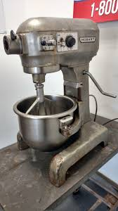 hobart a120t 12 qt commercial dough mixer w timer includes beater