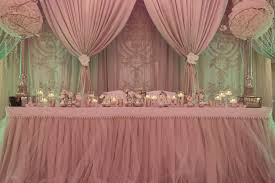 backdrops for weddings how to decorate the xv table in 5 easy steps backdrops