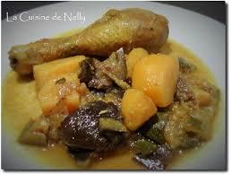 nouvelle recette de cuisine colombo de poulet nouvelle recette la cuisine de nelly