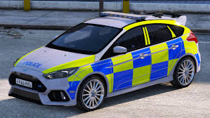 cars ford 2017 2016 2017 police ford focus rs marked unmarked gta5 mods com