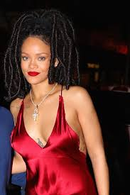 rihanna long curly hairstyles hair is our crown