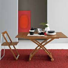 mascotte extending and folding coffee table by calligaris mascotte coffee table by calligaris extending and with adjustable heights
