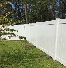 vinyl fencing fernandina beach featured installation north